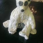Polar Bear Stretching!